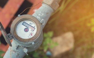 Reading of Water Meters