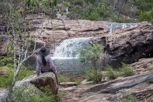 Waterfall Creek Rockpools, Mt Walsh National Park
