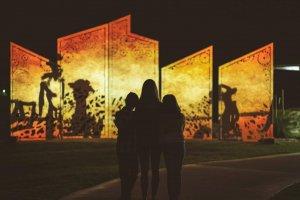 Son et Lumiere - Light and Sound Show