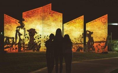 North Burnett Officially Has Best Landmark Sculpture in Australia